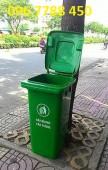 Cung cấp thùng rác trường học,bệnh viện giá cạnh tranh.