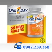 ONE A DAY WOMEN'S 50+ ADVANTAGE