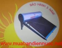 Máy nước nóng nâng lượng mặt trời Thịnh Vượng