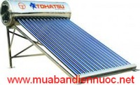 Máy nước nóng nâng lượng mặt trời Tohatsu