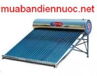 Máy nước nóng nâng lượng mặt trời Hồng Giao