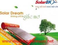 Máy nước nóng nâng lượng mặt trời Solar Dream