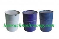 Thùng phuy hóa dầu, thùng phuy đựng nước công trình, thùng phuy sắt giá rẻ