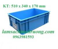 Bán thùng nhựa cơ khí, thùng nhựa đựng vật tư, thùng nhựa đặc giá rẻ