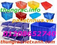 Thùng nhựa, sóng nhựa, hộp nhựa, khay nhựa, kệ dụng cụ, khay phụ tùng...giá rẻ