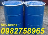 Cung cấp thùng phuy 220l, thùng phuy sắt giá rẻ, thùng phuy đựng dầu