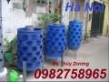 Cung cấp thùng phuy nhựa, thùng phuy 220l, thùng phuy giá rẻ tại Hà Nội