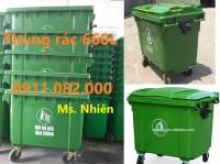 Chuyên bán thùng rác 240 lít giá rẻ tại hậu giang-lh 0911.082.000