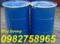 Bán thùng phuy sắt 220l, thùng phuy đựng hóa chất, thùng phuy sắt giá rẻ