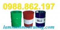 Thùng phuy sắt,Thùng phuy đựng hóa chất giá rẻ, thùng phuy hóa chất 200l