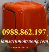 Thùng chở hàng cỡ nhỏ giá rẻ, thùng chở hàng sau xe máy, thùng chở hàng sau xe m