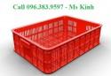 giá rổ nhựa, thùng nhựa chữ nhật, sóng nhựa giá rẻ