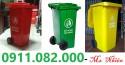Nơi cung cấp thùng rác giá sỉ tại cần thơ- thùng rác 120 lít 240 lít giá rẻ- 091