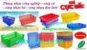 Bán thùng nhựa đan lưới, sóng nhựa hở, khay nhựa hở…giá siêu rẻ call 0984423150