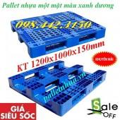Pallet nhựa 1200x1000x150mm giàm giá sốc call 0984423150 – Huyền