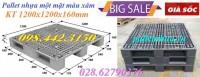 Pallet nhựa kích thước lớn 1200x1200x150mm giá siêu rẻ call 0984423150 – Huyền