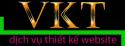 Dịch vụ thiết kế Web VKT chuyên về lĩnh vực công nghệ thông tin, thiết kế websi